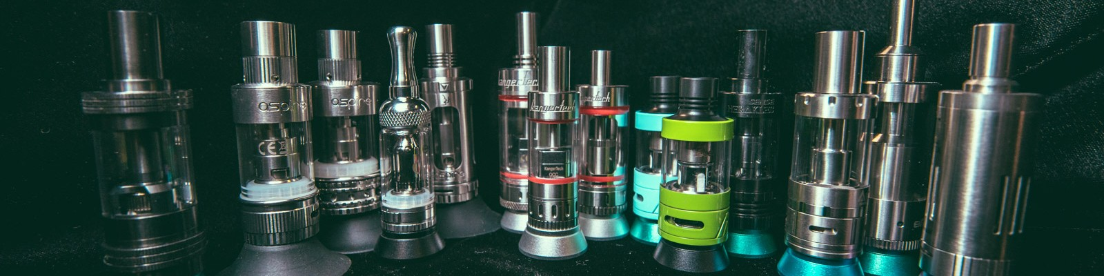 E-Cigarette Tanks