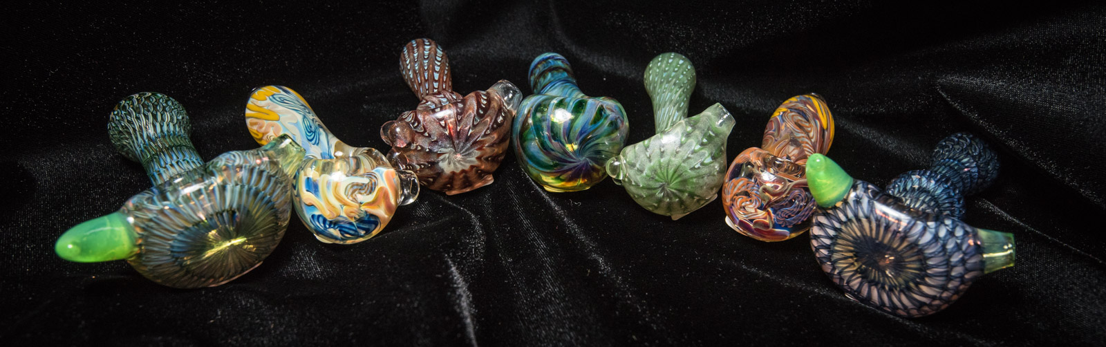 Glass Pipes - The Smoker's Den - Bloomington Normal